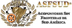 ASFSUD® Acupuntores Sin Fronteras de Sud América